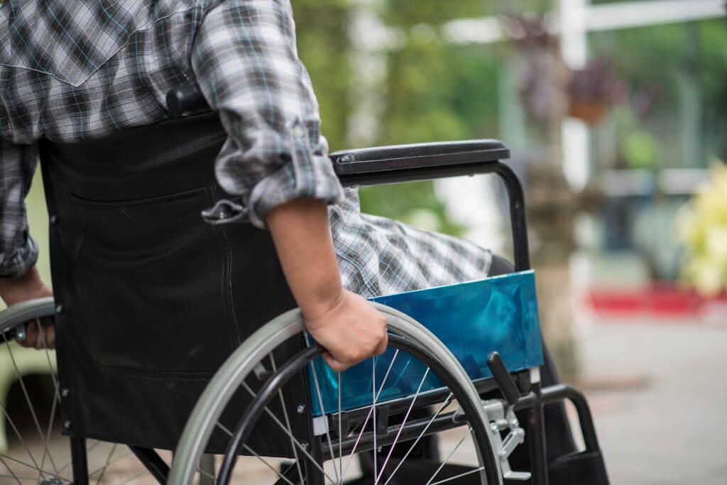 Umbauten für Rollstuhlfahrer